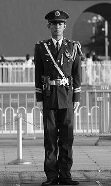 военные, форма, Китай