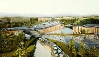 архитектура, дизайн, Китай
