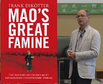 голод, Китай, компартия