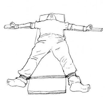 пытки, тюрьза духовные убеждения