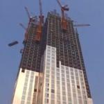 Как построить небоскреб за 19 дней (видео)