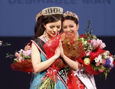 Мисс Канада, Анастасия, Китай