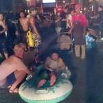 Тайвань — более 500 пострадавших от пожара в аквапарке