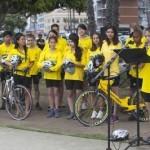 Ради спасения детей-сирот организован велопробег