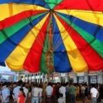Самый большой зонтик в мире появился в Китае