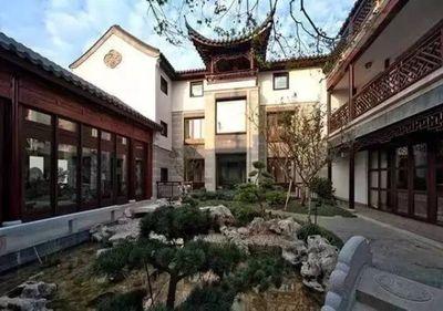 дом, резиденция, роскошь, Китай