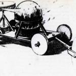 Прототип первого авто построили в Китае в 17 веке