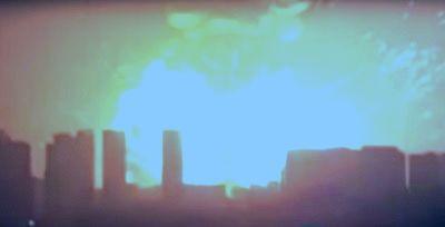 взрыв, Китай
