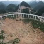 Крупнейший в мире радиотелескоп в Китае открыт для туристов