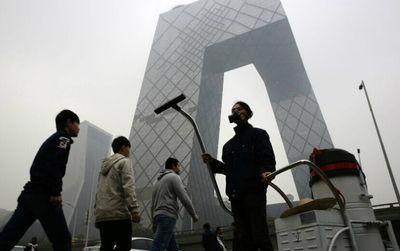 экология, загрязнение воздуха, Пекин