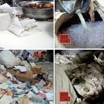 Опасные салфетки потрясли Китай