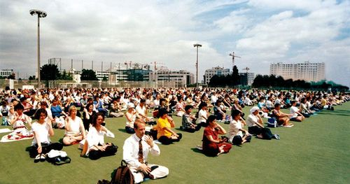 Фалуньгун — древняя медитативная система из Китая