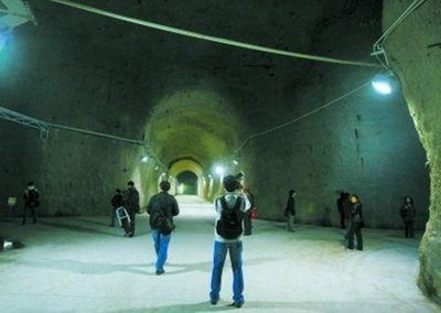 подземный ядерный центр, Китай, тайна