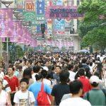На волосок от трагедии в Китае (видео)