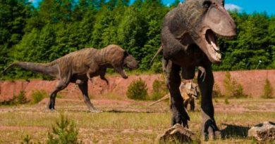 динозавры, парк Юрского периода,
