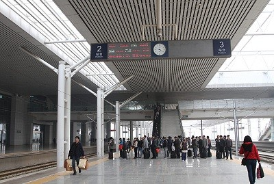 вокзал, Китай,