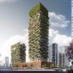 То ли башня, то ли лес — архитектура против смога в Китае