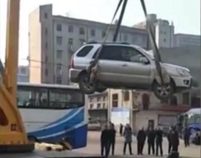 нарушители парковки