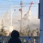 Китайские власти снесли крупнейшую церковь христиан