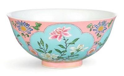 редкая китайская чаша