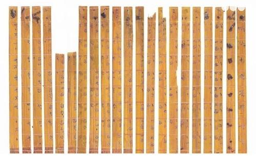 древнейшая таблица умножения