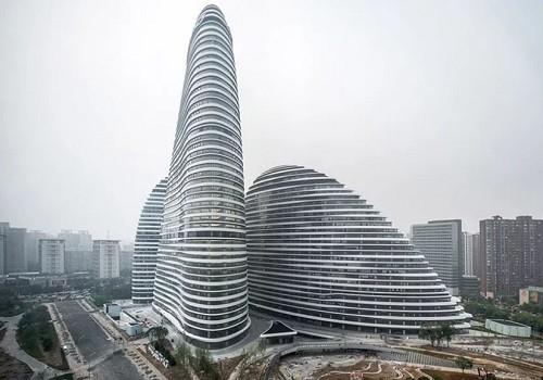 Пекин, здание,