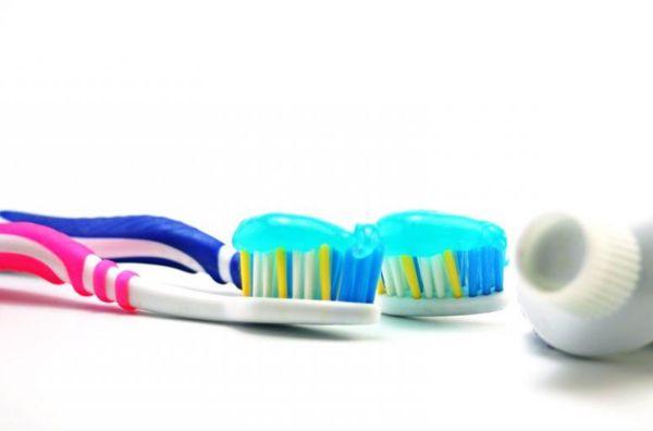 зубная паста, зубы,