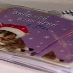 В супермаркете нашли новогоднюю открытку от рабов из КНР (видео)