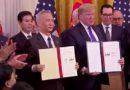 торговое соглашение, США и КНР,