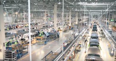 Hyundai, производство,