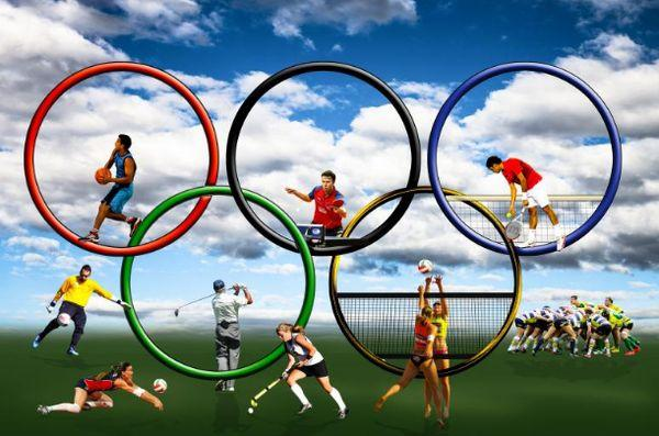 Олимпиада, Олимпийские Игры,