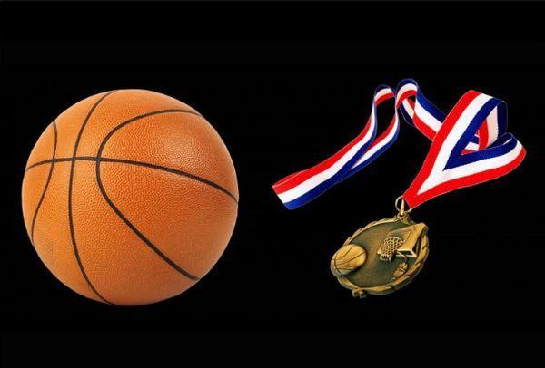 баскетбол, мяч,