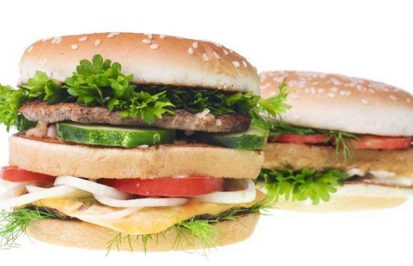 Бургер Кинг, ресторан, питание,