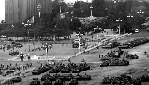 1989, Пекин, протесты,