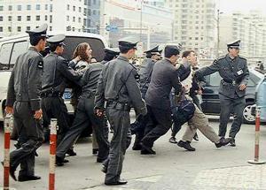 Китай, репрессии, Фалуньгун,