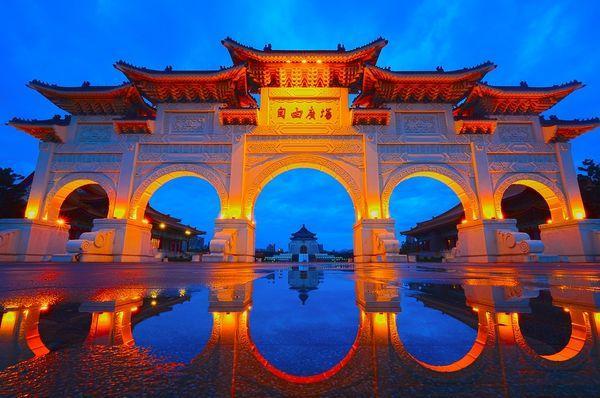 Тайвань, Тайбей,