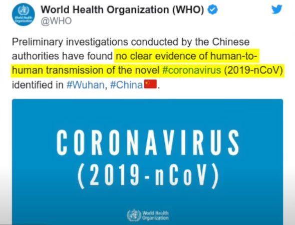 вирус, COVID19, ВОЗ,