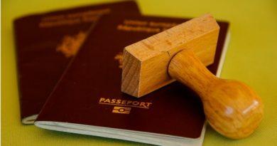 въезд в США, виза.