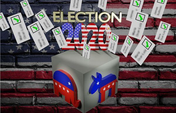 выборы, голосование, США,